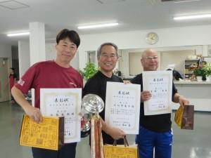 栃木選手権大会トラップ