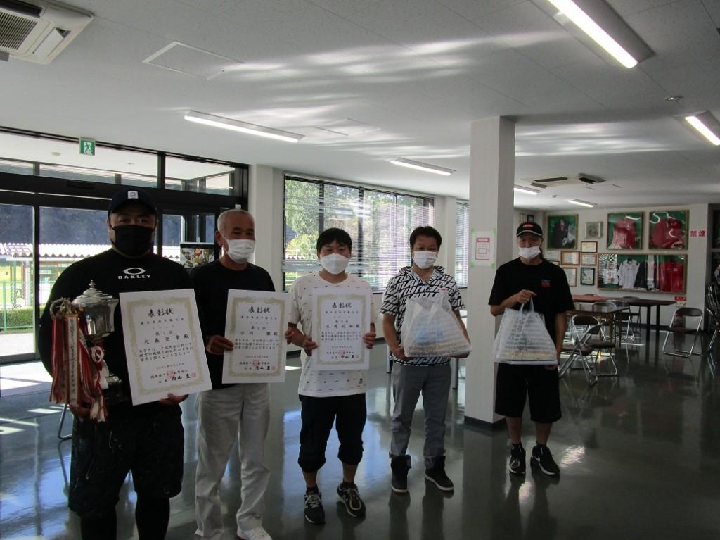 栃木選手権トラップ